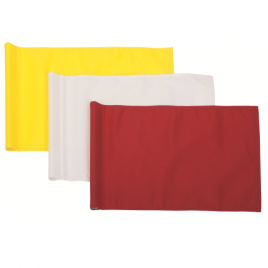 Pattisson Nylon 400 Denier Plain Tubelock Flags – Set of 9