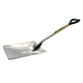 Premier No.6 Square Mouth Aluminium Shovel