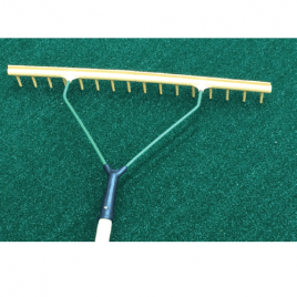 Chelwood 16p  Short Tooth Rake