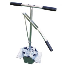 9″ Adjustable Depth Hex-Plugger