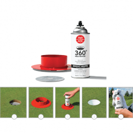 360 Degree Hole Painter
