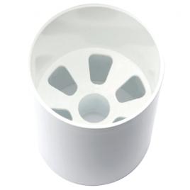 Pattisson Aluminium White Cup US