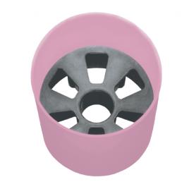 US Aluminium Hole Cups Pink