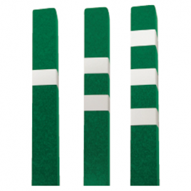 24″ Recycled Square Striped Distance Markers