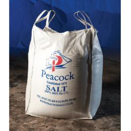 Pure White De-Icing Salt 1000kg Bulk Bag