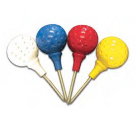 Golf Ball Tee Marker