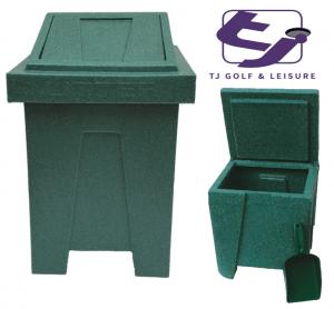 Litter Bin Divot Box