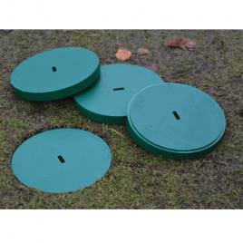 6″ Plastic Winter Cup Cover