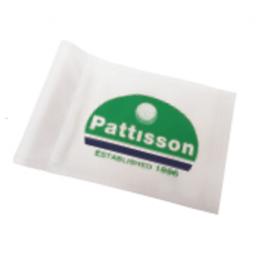 Pattisson 400 PGM Flag White Only