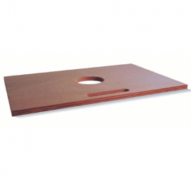 Pattisson Marine Ply Holecutter Board