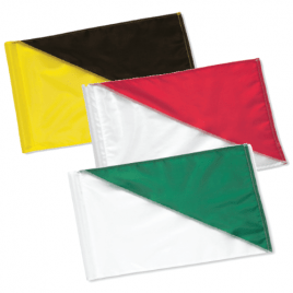 SG Nylon 200 Denier Tubelock Semaphore Flags – Set of 9