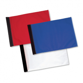 SG Nylon 200 Denier Tubelock Two Tone Flags – Set of 9
