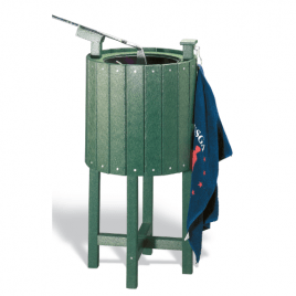 Eco Line Recycled Club Washer Green