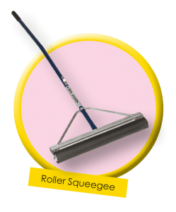 Roller Squeegee