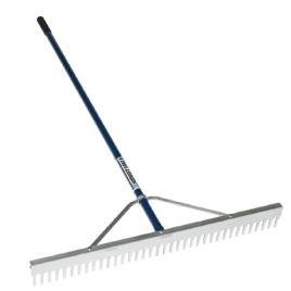 T J Professional Landscape Maintenance Rake (Straight Tooth)