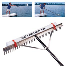 Dual Purpose Lake Rake