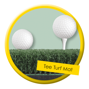 Tee Turf Golf Mat