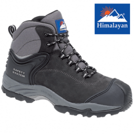 Himalayan Waterproof Safety Boot 4103 Black,Brown or Honey