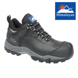 Himalayan Waterproof Safety Shoe 4108 Black or Brown