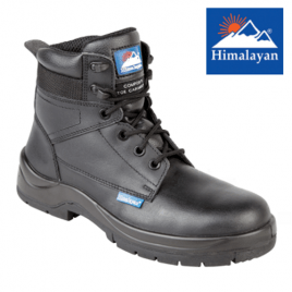 Himalayan HyGrip Safety Hiking Boot 5114 Black