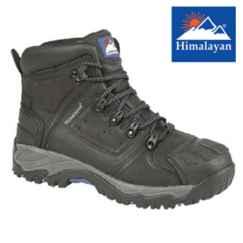 Himalayan Waterproof Safety Boot 5206 Black or Brown