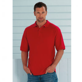 Russell Classic Poly/Cotton Polo Shirt