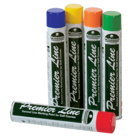 Premier Line Marking Paint (6 x 750ml cans)