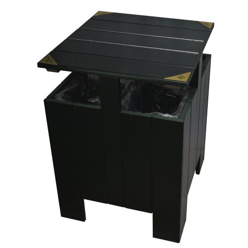 Combo Recycling Bin
