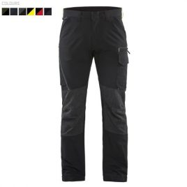 4-way-stretch service trousers