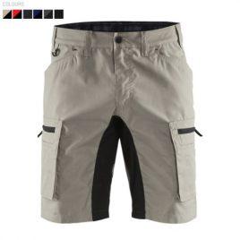 Service shorts stretch