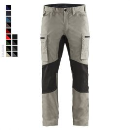Service Trousers with Stretch (14591845)