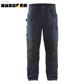 Service Trouser with Stretch