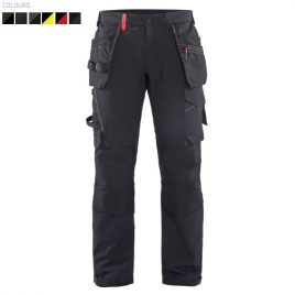 4-way-stretch craftsman trousers