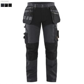 Craftsman trousers with stretch (15991343)