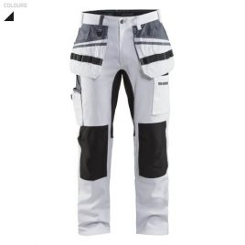 Painter Trouser with Stretch