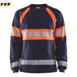 Long-sleeved T-shirt highvis