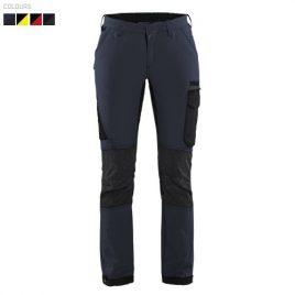 Ladies 4-way stretch service trouser