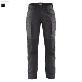 Ladies Service trousers stretch (71591146)