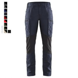 Ladies Service trousers Stretch (71591845)