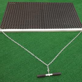 Rubber Drag Mat 1.5m x 1m