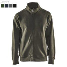 Sweatshirt full zip – 3349