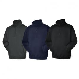 Papini Quarter Zip Sweatshirt